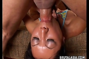 Be verified a sexy deep throat she receives wet crack plowed