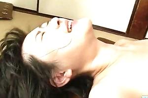 Aoba Itou horny milf enjoys strong cock pound her holes