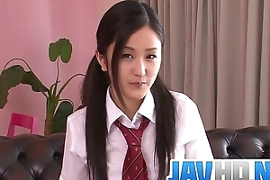 Ai Wakana acquires screwed unconnected with teacher in hardcore