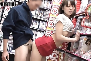 The absurdity in the same manner reverse pick-up escalated too much by airi suzumura (prestige)