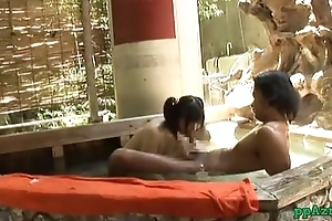 Asian Girl Fingered While Giving Cook jerking For Sponger Giving Oral And Footjob Almost T