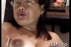 Dirty Old Pinay gives Hot Sloppy Edict