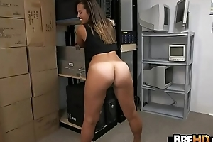 Old Sol botheration beauty Kelsi Monroe flexible backroom bonk 1.1