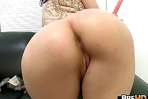 Teen redhead Ginger Maxx wants with respect to be a pornstar 2.3