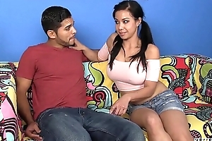 Hot Asian Legal age teenager Acquires Fucked