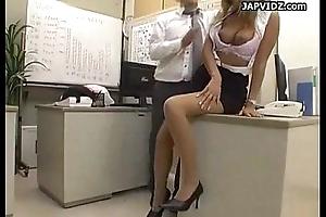 japanese having sex in office