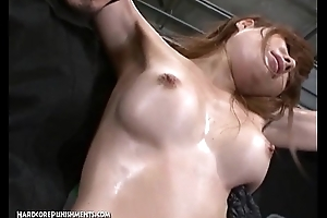Japanese Bondage Making love - Extreme BDSM Chastisement of Ayumi