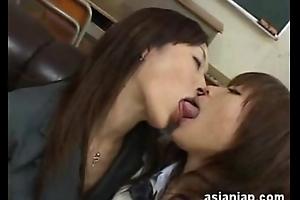 Japanese Butch Kiss 11