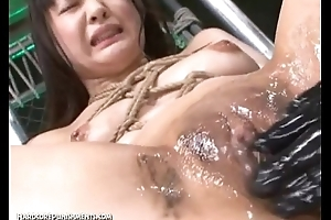 Extreme Japanese BDSM Dealings