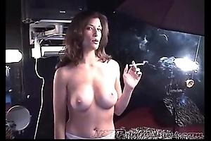 Smoking Fetish Dragginladies - Compilation 4 - SD 480