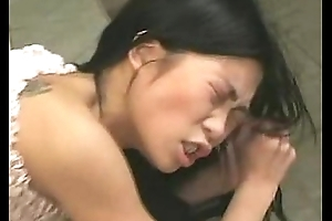 Cute oriental unfathomable cavity anal