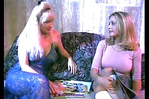 Greta Carlson with Kelly O'_rion - Wet Undies