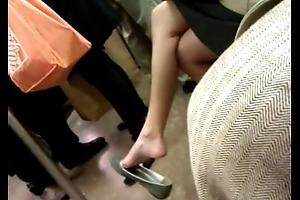 Oriental milf expert dangle in all directions flats on F acclimatize