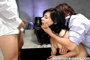 Cum Facials Fallen Drift of Maria Ozawa Receiving Cum Facials