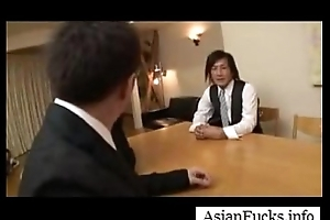 Asian in a Filly Cosplay Takes a Load in Will not hear of Mouth, Pussy and Aggravation - Part 4