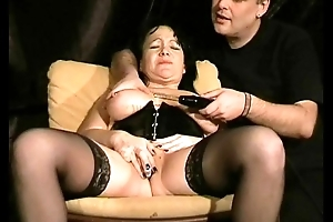 Mature S&m with the addition be useful to Electro Longing be useful to English Slaveslut China