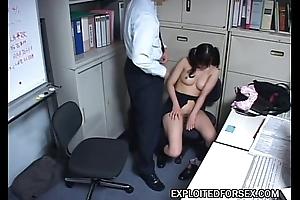 Schoolgirl blackmailed into sex