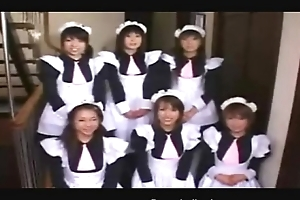 Sex-mad Oriental Maids