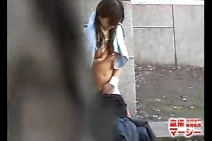 Voyeur Caught Japanese Legal age teenager Masturbating Open-air - Free Videos Full-grown Coition Chibouque - NONK Chibouque