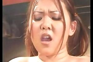 Oriental fro hard nipples fucking