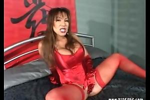 AsianSlut Ava Devine