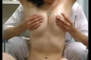Chest Rub down Orgasm Part 1