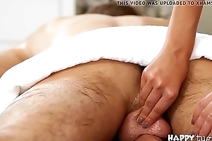 SexyMassageOil - Private Making out Thai Redhead in Rub-down Look to