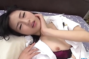 Ruri Okino busy threesome porn play in hard modes  - More at javhd.net