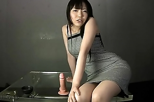 Best Japanese dildo anal ever !!