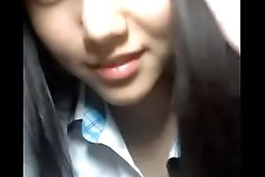 Chinese Schoolgirl Camwhoring