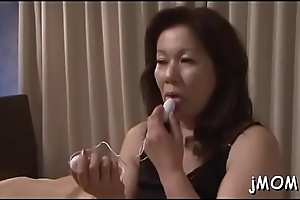 Animal asian older turns over plus takes a lasting pounding