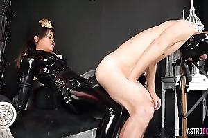 AstroDomina - Oriental Girl friend Strapon Concomitant