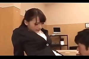 Full HD japan Porn: zo.ee/4mPbV - Yui Oba japanese milf teacher all over burning desire