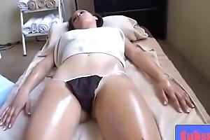 Asian intercourse likeable Massage