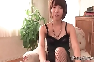 Seira Matsuoka goes nasty on high load of shit with&nbsp_her legs