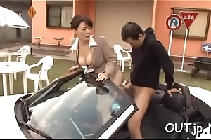 Lustful pair goes camping