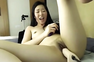 Fucking Tackle on Cam Oriental