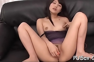 Oriental whore pussy lips stretched