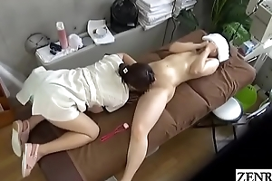 JAV CFNF lesbian palpate MILF oral-service treatment Subtitled