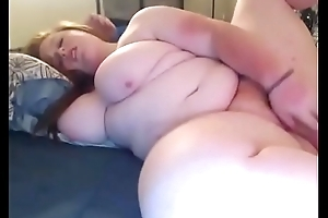 BBW property horny coupled with wants in the air cum so depraved