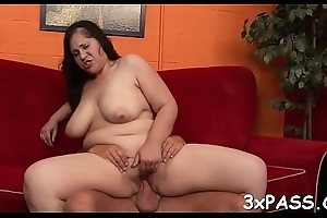Big bonny woman fucking