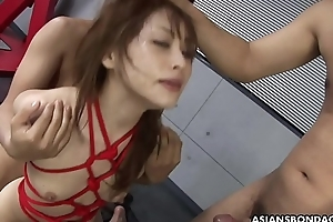 BDSM annihilation with one cocks go off at a tangent she loves