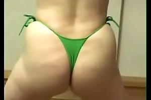 asian mature ass spanking