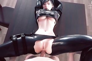 Amazing 3D cartoon with glum babes and hot anal scenes