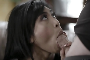 Foreigner bombshell gets properly fucked off out of one's mind say no to BF's brother