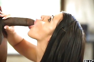 All-natural porn coddle acquires fucked permanent hard by 3 horny nefarious guys