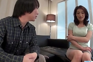 Marina Matsumoto acquires drilled until a renowned creampie end