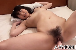2 stud on one X milf