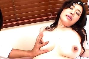 41Ticket - Risako Shirai: Sexy Japanese MILF (Uncensored JAV)