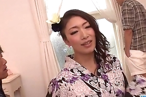 Reiko Kobayakawa sure can't live without fucking all round misapplied modes